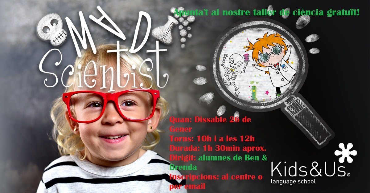 Mad Scientist al Centre